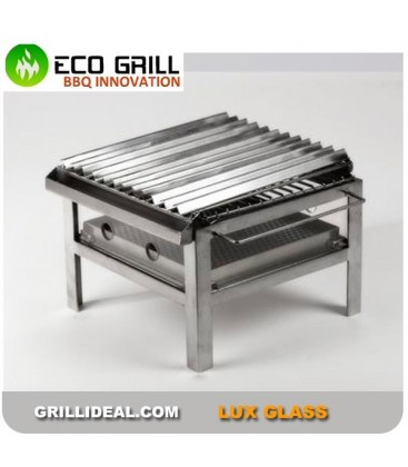 BBQ LUX GLASS PAARILLA (Ecogrill)
