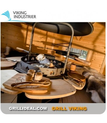 Grill Finlandais Viking