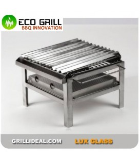BBQ LUX GLASS PAARILLA (Ecogrill)