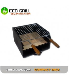 Barbecue Compact Iron Ecogrill