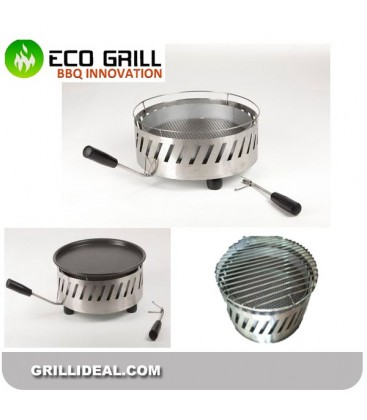 Grill de table BBQ Plancha