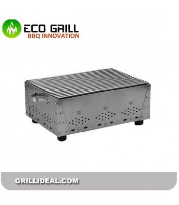 BBQ LUX GLASS PARRILA DELUX-R 35*25