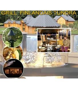 Grill Finlandais Tundra 100 Haut