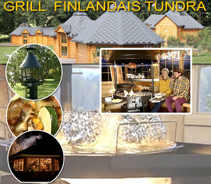 grill finlandais tundra kota grill